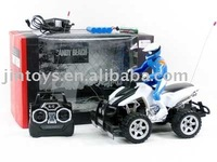 R/C Motorcycle 4Ways with Light Remote Control Toy