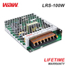 WODE Lifetime Warranty Lrs 100W 12Volt China Switching Dc Power Supply