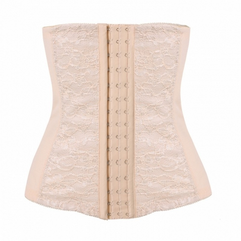 Plus Size 3XL Waist Training Corsets Latex Waist Trainer Hot Shapers Women Slimming Body Shaper Latex Waist Cincher Shapewear