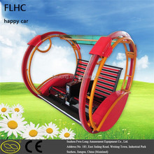 Innovative beach car happy swing car for parks, playground, beach, grrass