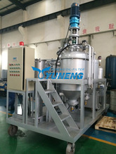 Waste Plastic Oil Tyre Pyrolysis Oil Distillation Plant to Diesel Oil