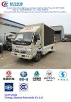 Hot sale Led advertising truck, mobile video advertising truck