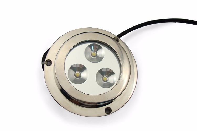 Aquarium underwater light led 120v marine navigation light
