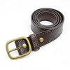 Handmade Top Grain Leather Belts With