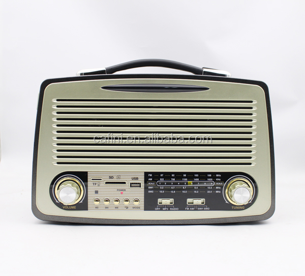 OEM manufcaturer FM radio, classical retro radio