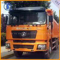 tipper truck shacman price 6 x 4