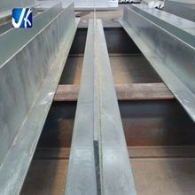 Suspended Ceiling Grid T Shaped Galvanized Steel Beam Bar