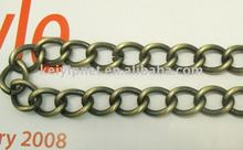 clothes decoration metal chain