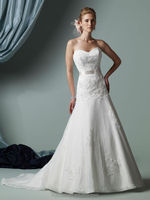 white lace sleeveless ball gown middle east wedding dresses robe de mariage