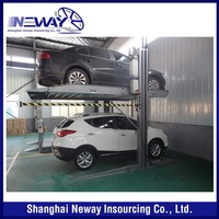 Best price top grade japanese car parking system
