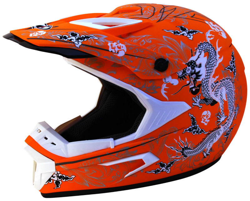 2015 New DOT/ ECE custom off road scooter casco /cross helmets JX-F603