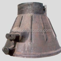 Foundry Steel Ladle For Mining And