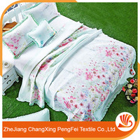 Comfortable and soft bedding sheet for promotion