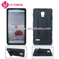 robot case for LG L9/P769 hotsale style phone case