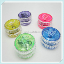 Flash plastic led <strong>yoyo</strong> ball DHL Free Shipping