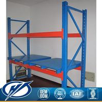 China Supplier Custom-Tailor Overstock Drive-In Pallet Rack Foot Plate