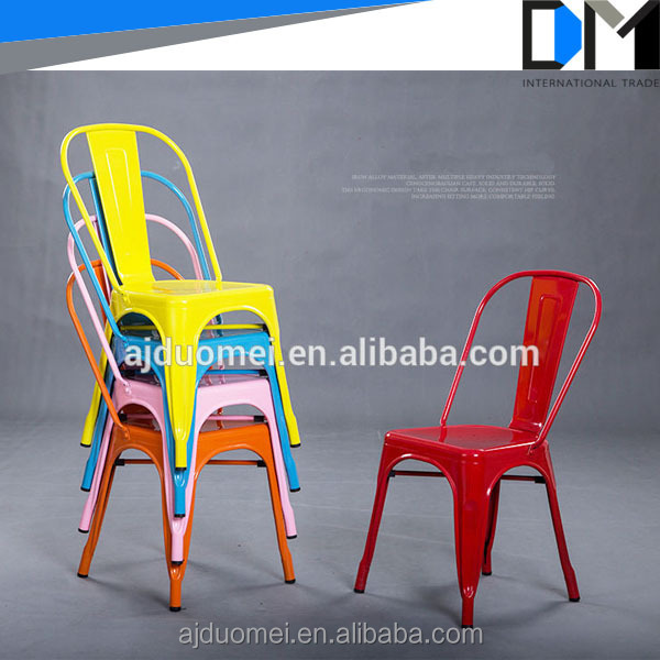 used folding chairs wholesale:modern cheap stackable used outdoor bar stools china for coffee restaurant