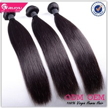 Hair manufacturer factory price brazilian virgin hair fix hair