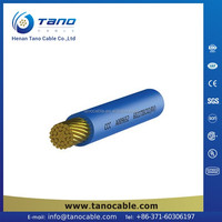 New products house wiring cable size lowest prices house wire H07V-K DIN south africa Yemen