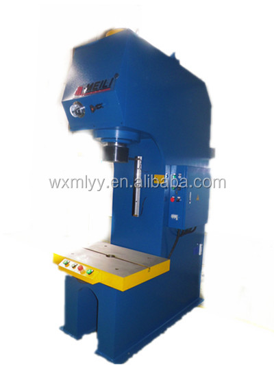 vinyl press machine C Frame Mechanical Power Press Machine