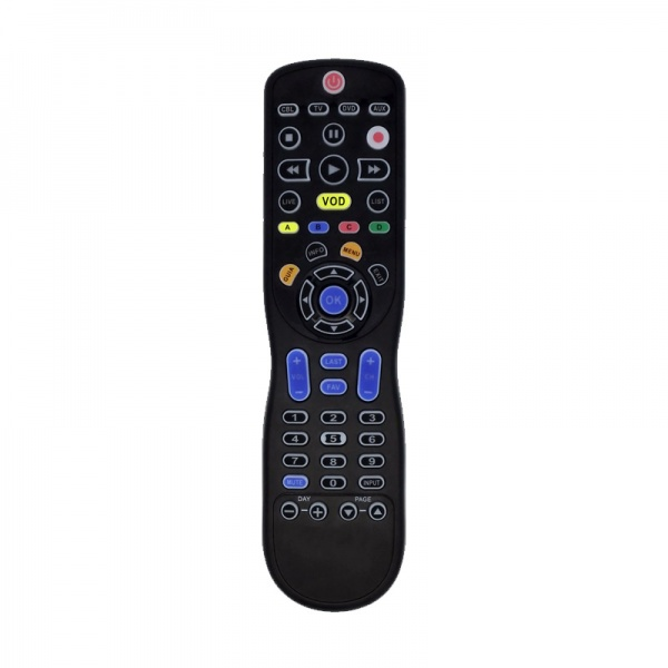 universal ,audio/video players use all in one remote controller