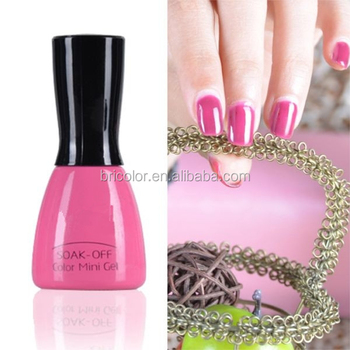 Long Lasting Soak Off UV Gel Nail Polish