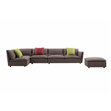 Luxury feather and down violino sofa