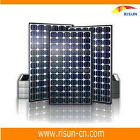 180W Mono Solar Panel With TUV/IEC/CE/CEC Certificates Made of A-grade High Efficiency Crystalline Silicon Cells