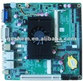 Industrial Motherboard with Atom N2550 1.86G Dual Core
