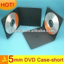 5.2mm single plastic cd box