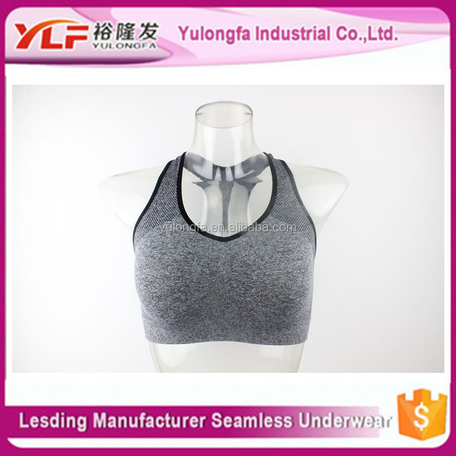 Nice Quality Fashionable Design Seamless Sports Vest