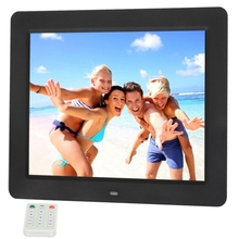 10.4 inch TFT LCD Display Multi-media Acrylic Material Digital Photo Frame with Movie Player