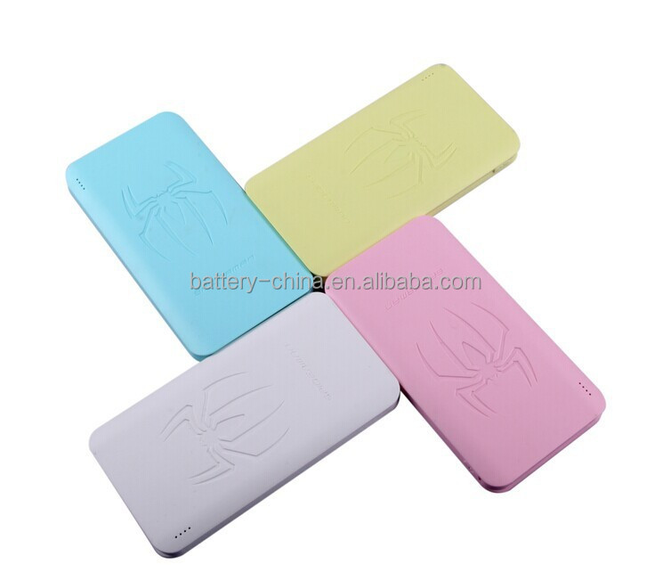 2015 Polymer durable power bank, battery power bank, mobile power supply