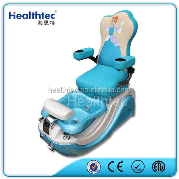 comfortable adjustable kids spa furniture