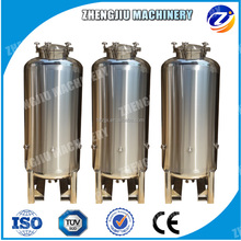 Stainless steel beer brite tank
