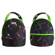Durable Zipper Closure Girls Picnic Lunch Bag Outdoor Oxford Insulated Sports Cooler Bag For Frozen Food
