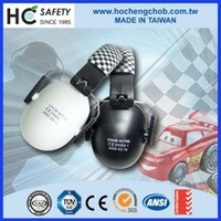 HC706 made in taiwan china ce en 352-1 kids ear heading protection safety earmuff manufacturers