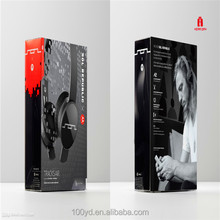 Product name: Wholesale paper headset / earphone mic box packaging wireless bluetooth headset packaging