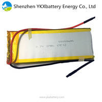 High capacity 9866113 10Ah 10000mah li-ion lithium ion li polymer li-polymer lipo 3.7v 10000 mah battery