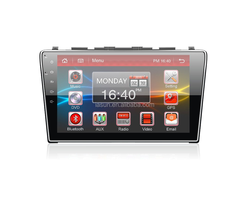 new android system car dvd for HONDAa-2012-CRV with WIFI 3G internet