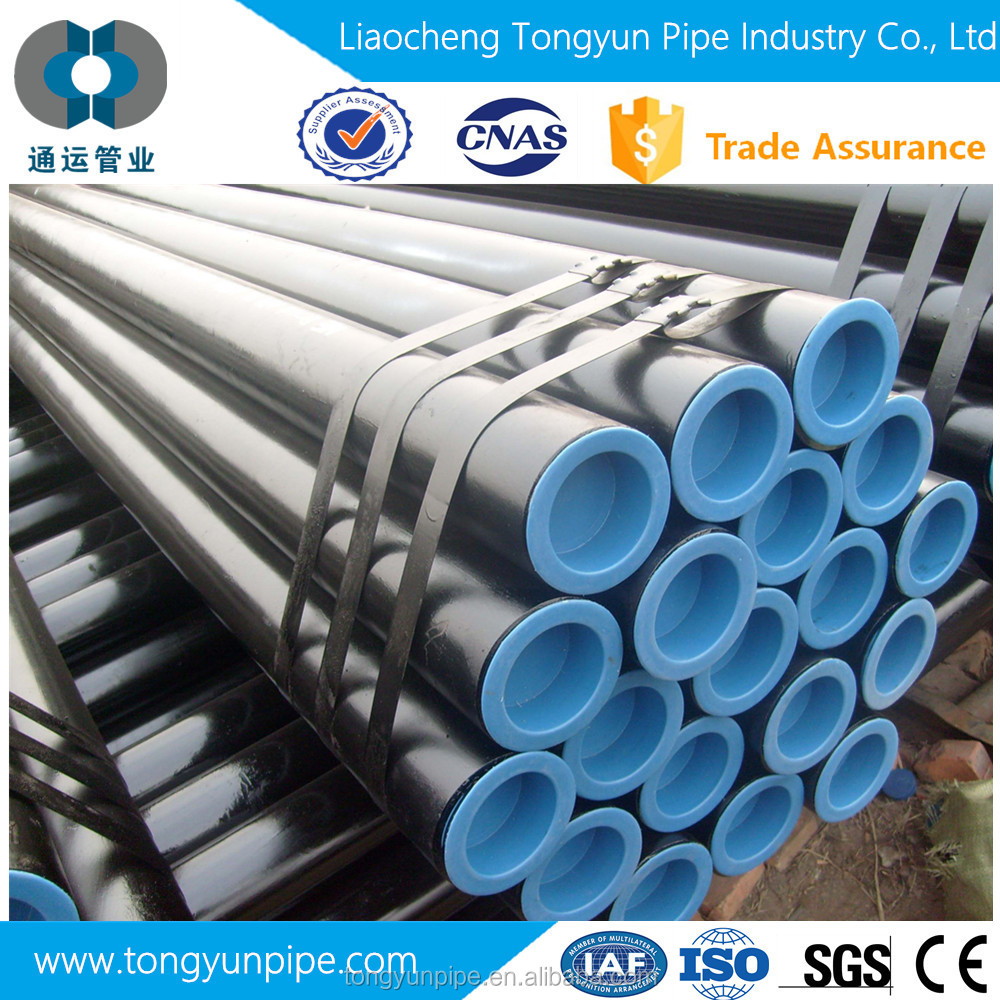 Structure Seamless Steel Pipe Q345/20cr,40cr,Astm1020,Astm1045