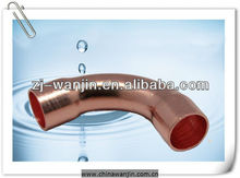 Copper Fittings CxC 90 Degree Elbow-long Radius