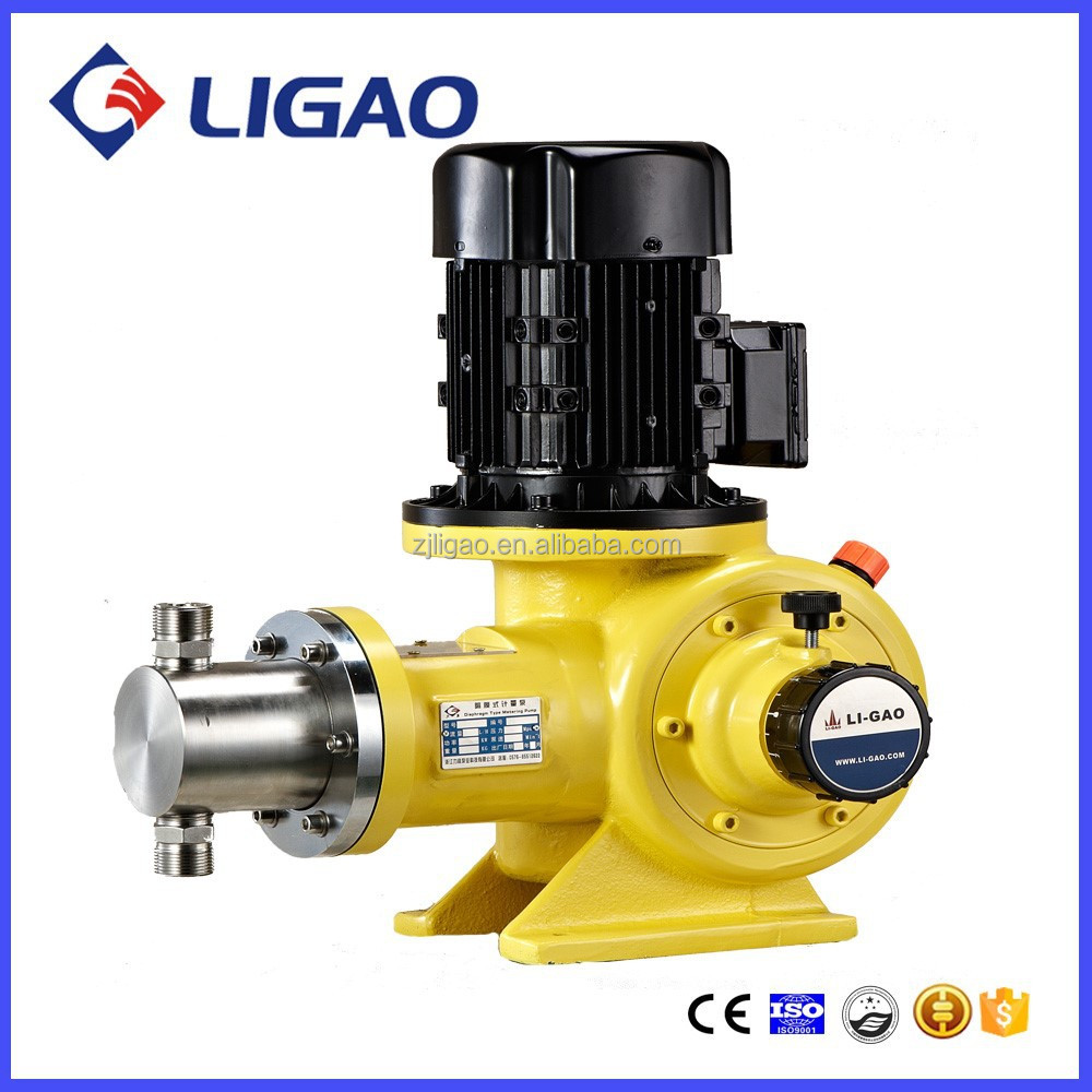 High Pressure Chemical Pump : Stainless chemical high pressure plunger pump buy