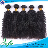 Hot sell cheap price unprocessed virginhuman hair in thailand