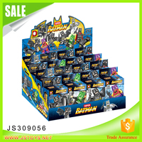 JSTOYS HERO MOVIE Children plastic building blocks toys