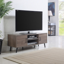 High Quality Wall Units Wood Glass Tv Wall Cabinet