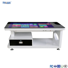 43Inch Intel core2 I5 RS232 interactive touch screen table/multi touch table price