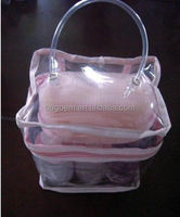 fashion durable packing plastic bag for clothes