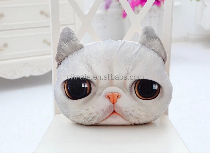 Cute Tablet Pillow : Sofa Pillow With Cute Printing Of Lovely Cat - Buy Sofa Pillow,Pillow With Tablet,Soft Cat ...