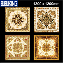 1200*1200mm four in one polished porcelain carpet tiles ceramic floor tiles